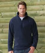 St Catharine's College 1/4 Zip Fleece